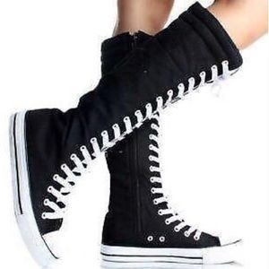 Converse Chuck Taylor All Star Knee Highs
